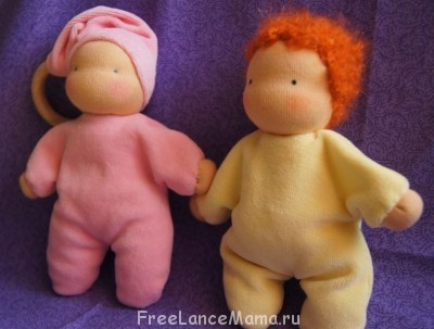Провожу мастер классы по куклам через интернет - DSC00825.JPG