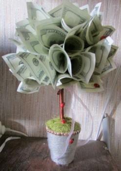 Создаю топиарии, денежные и кофейные деревца, букеты - IMG_20150509_093311_10.jpg